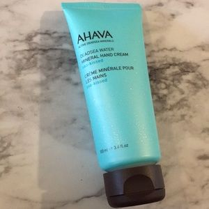 AHAVA  *unused* Deadsea Water Mineral Hand Creme
